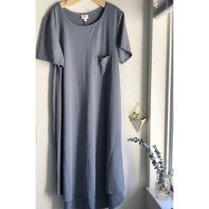 Lularoe Carly dress maxi